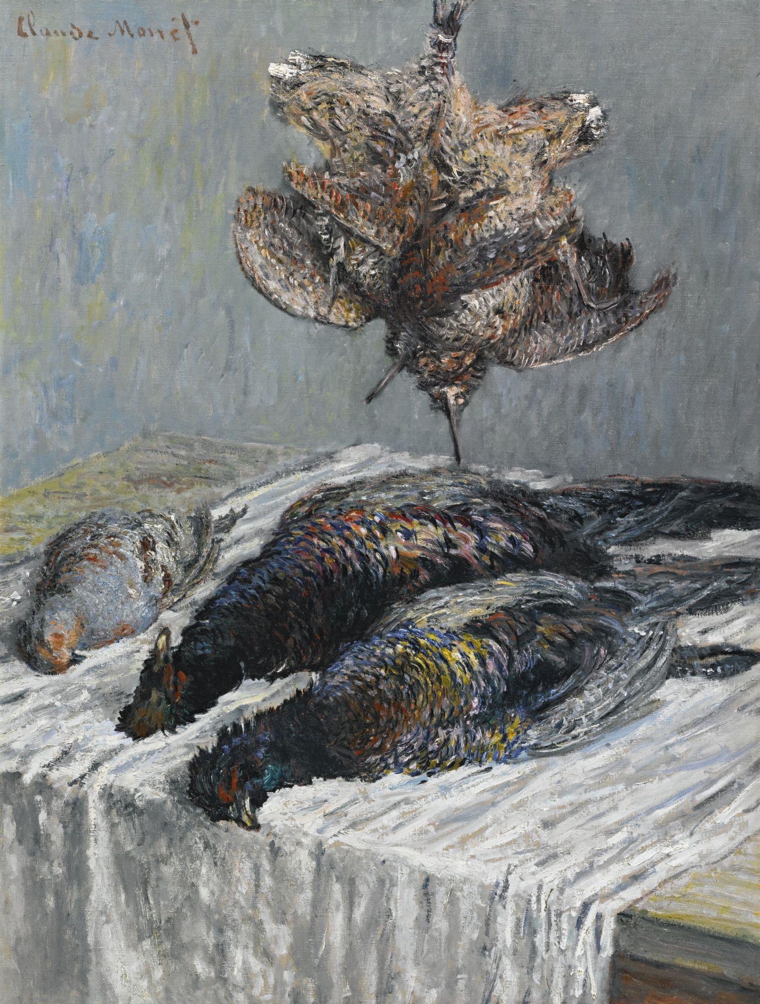 Claude Monet | lot | Claude monet, Claude monet art, Monet oil paintings