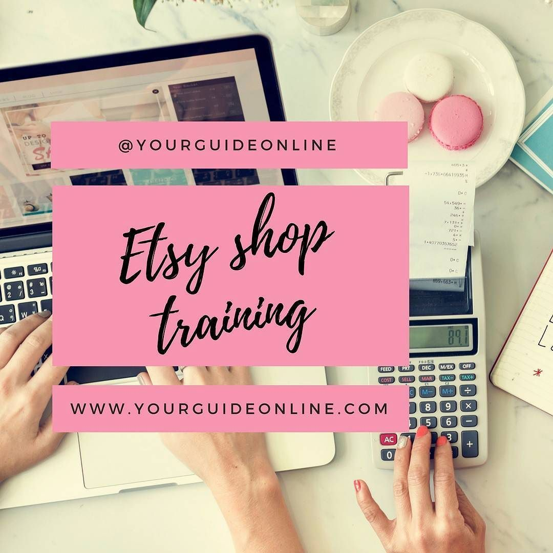 ANNOUNCEMENT! CALLING ALL ETSY SELLERS! We've been running