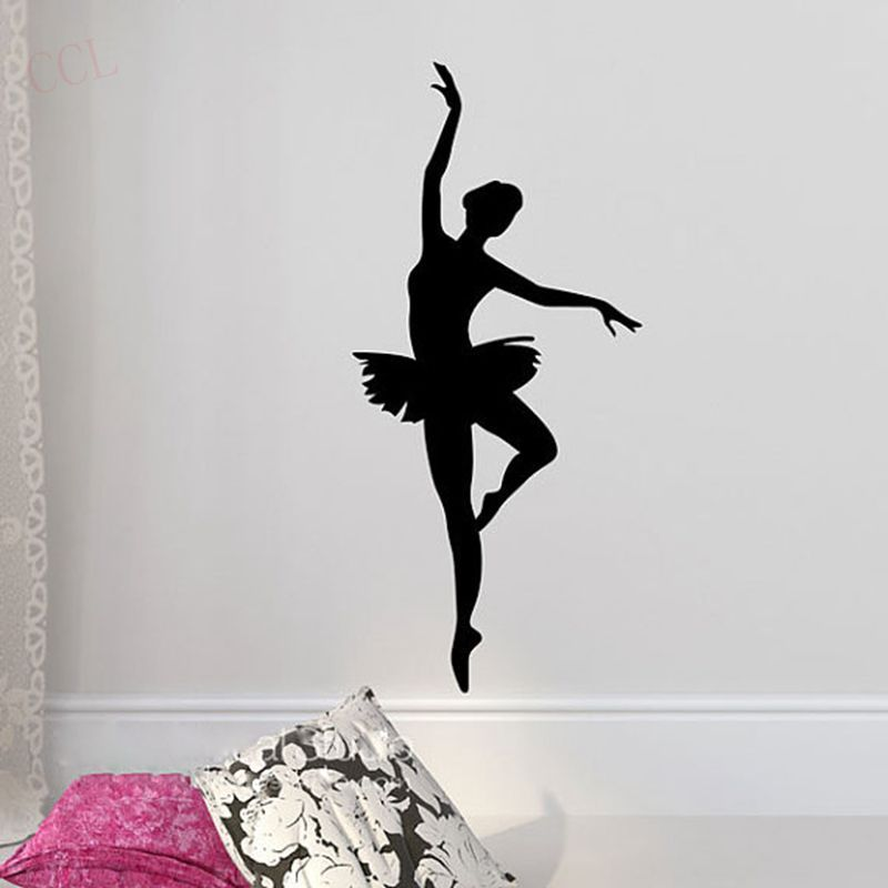 Cheap Decals Motorcycle, Buy Quality Decal Wall Directly From China Decal  Tattoo Suppliers: Ballerina