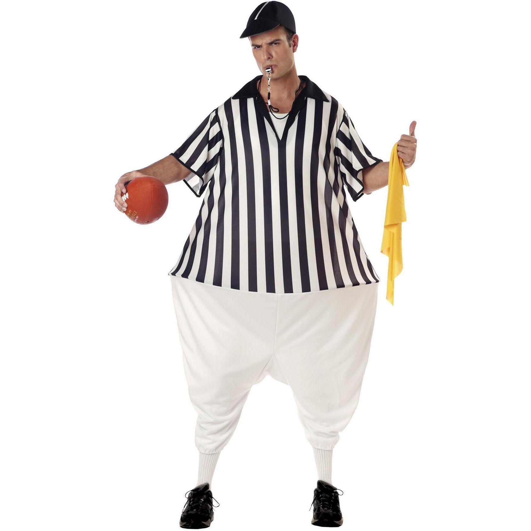 Referee fancy dress cheap