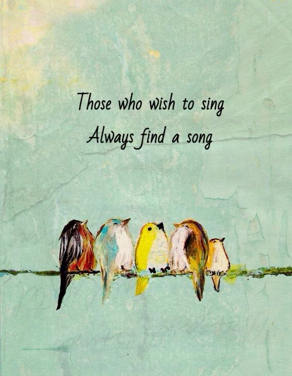 Quotes About Birds Lovely Quote Birdssong  Wish List  Pinterest  Quotation .