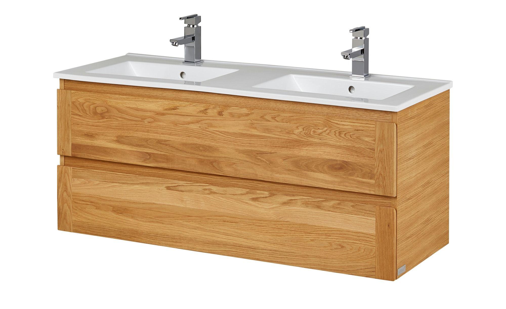 Wohnwert Bad-Doppel-Waschtischkombination Capri Jetzt bestellen ...