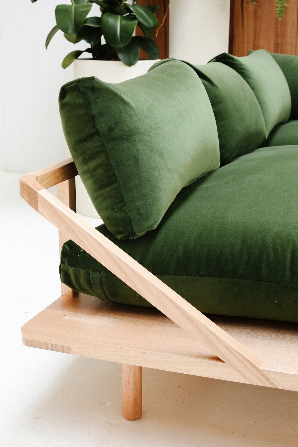 DREAMER COUCH VELVET in 2020 Couch, Deep seating