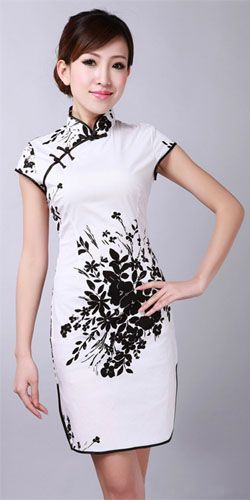 608bd1d7b226e Épinglé par la cité interdite sur robe chinoise courte en 2019 ...