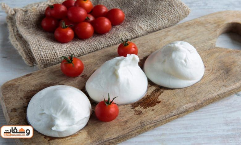 طريقة عمل جبنة موزاريلا بـ 3 مكونات فقط Food Vegetables Tomato