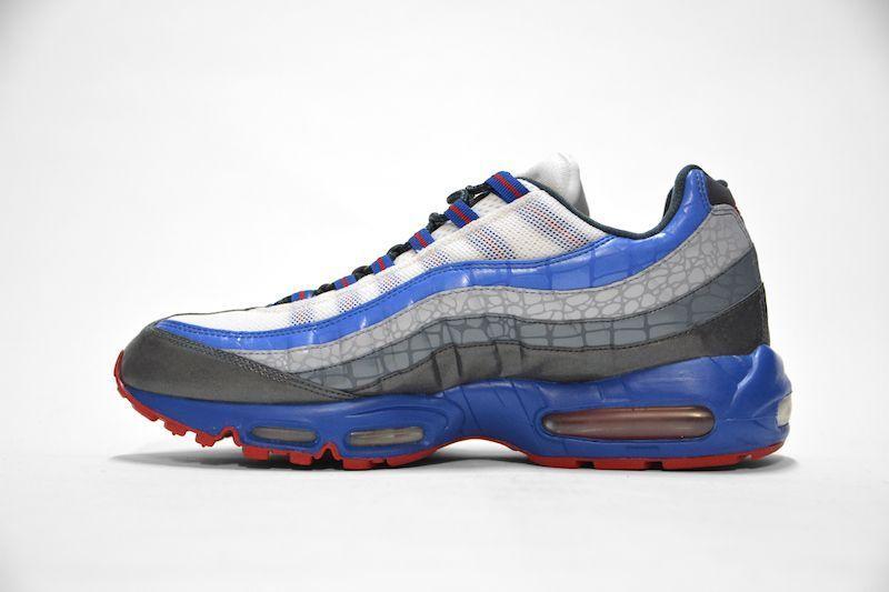 Air Max 95 JD Sports Exclusive (Hyper Cobalt) Sneaker Freaker