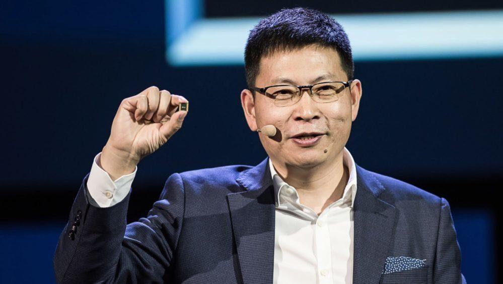 Richard Yu, giam doc dieu hanh cua Huawei. Anh ProPakistani. - Suyt chut nua, Huaw