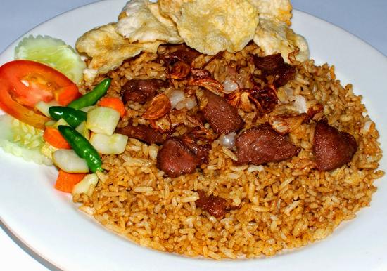 resep cara membuat nasi goreng kambing spesial nikmat resep masakan makanan nasi goreng pinterest