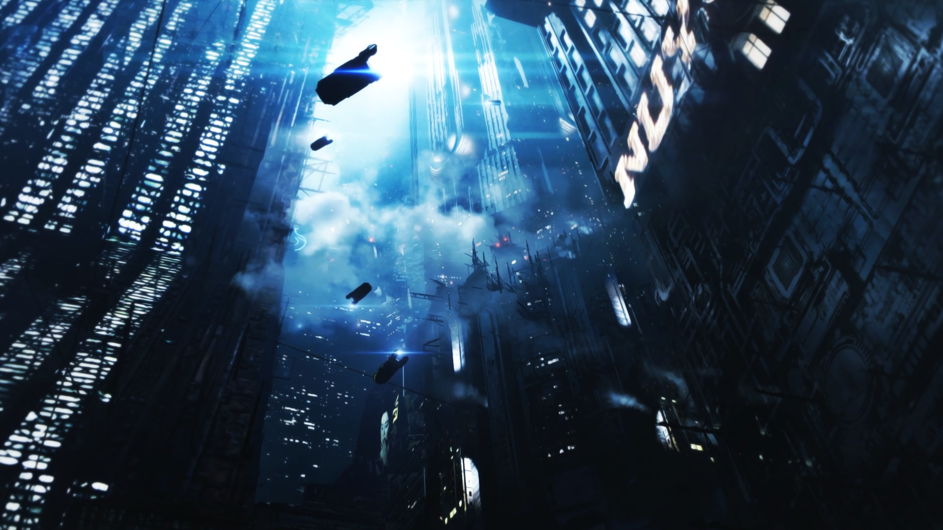 Amazing Wallpapers From The Black Out 2022 Short Film Made