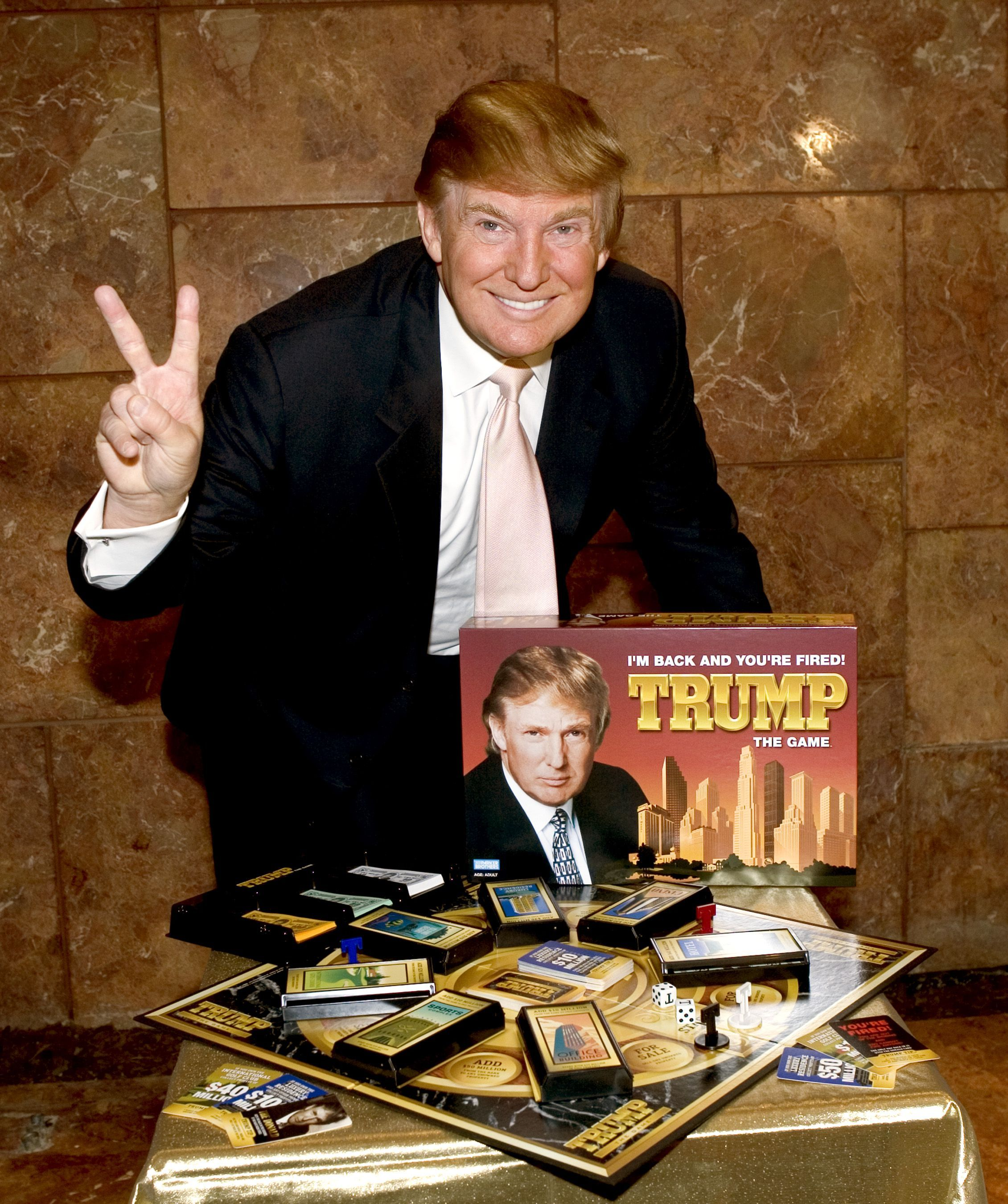 Image Result For Donald Trump Board Game