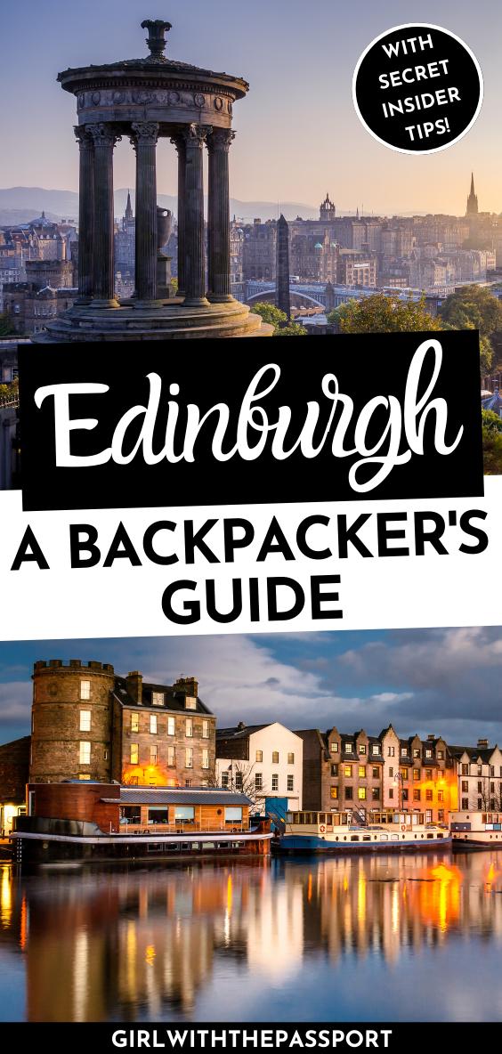 A Budget Travel Guide to Edinburgh, Scotland! - #budget #edinburgh #guide #scotland #travel - #Tegans'sScotlandTravel