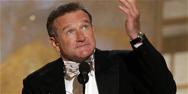Robin Williams, actor y comediante estadounidense.