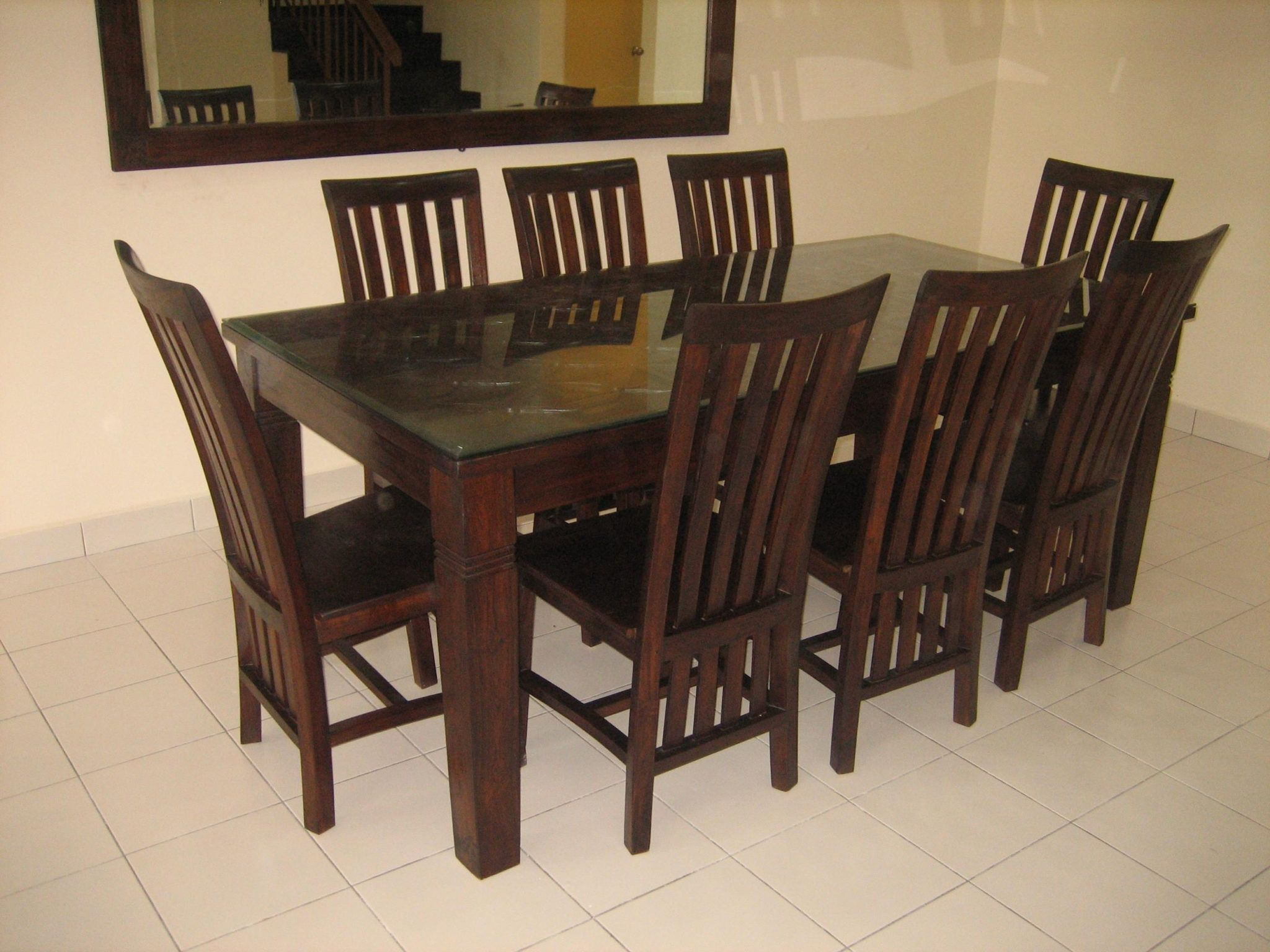 Best Second Hand Kitchen Table And Chairs Vintage dining