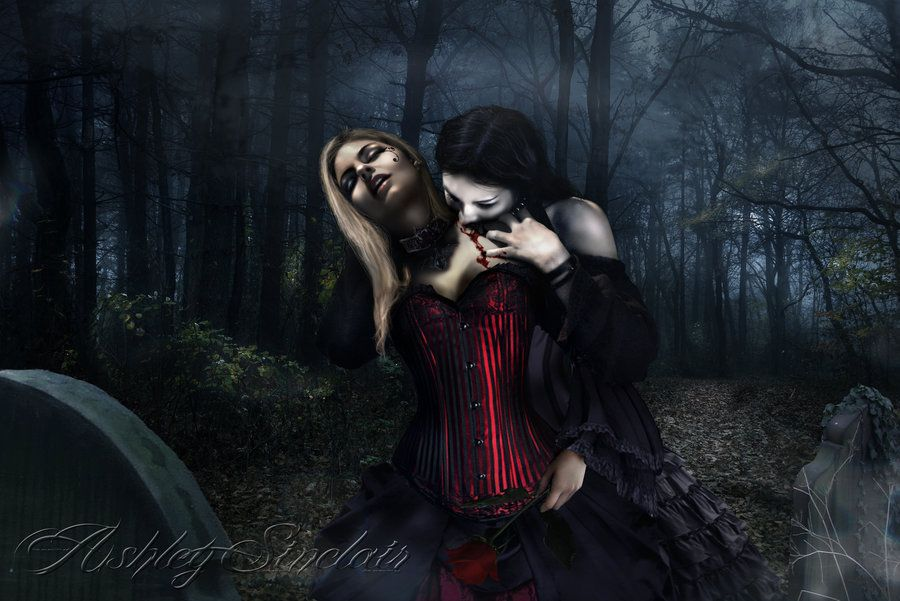 The Gothic Embrace