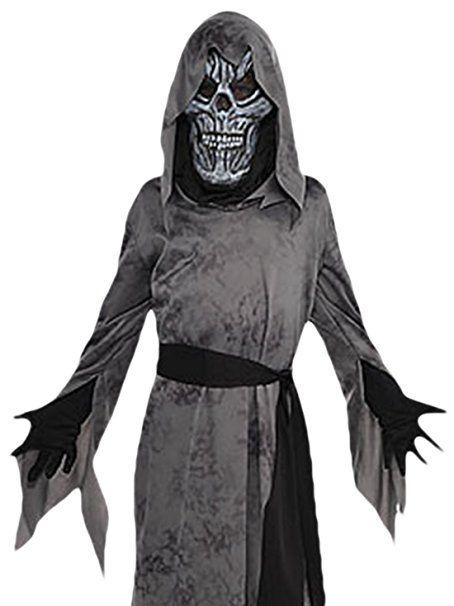 Halloweenia Jungen Karneval Halloween Kostum Ghastly Ghoul