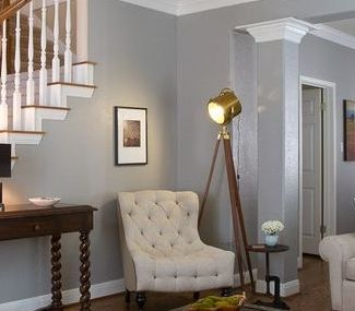 sherwin williams pussywillow  Google Search  Paint