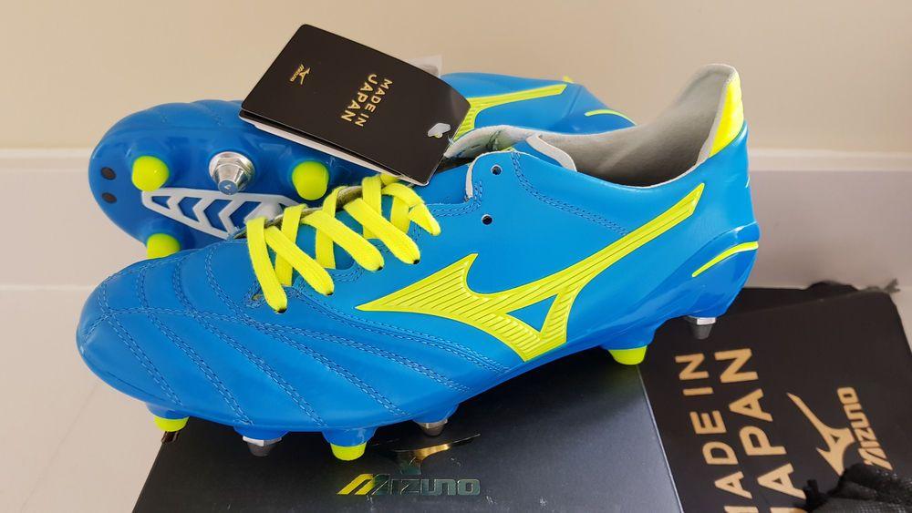 f2bb6e1f1 Mizuno Morelia Neo II Mix Football Boots MADE IN JAPAN UK10.5