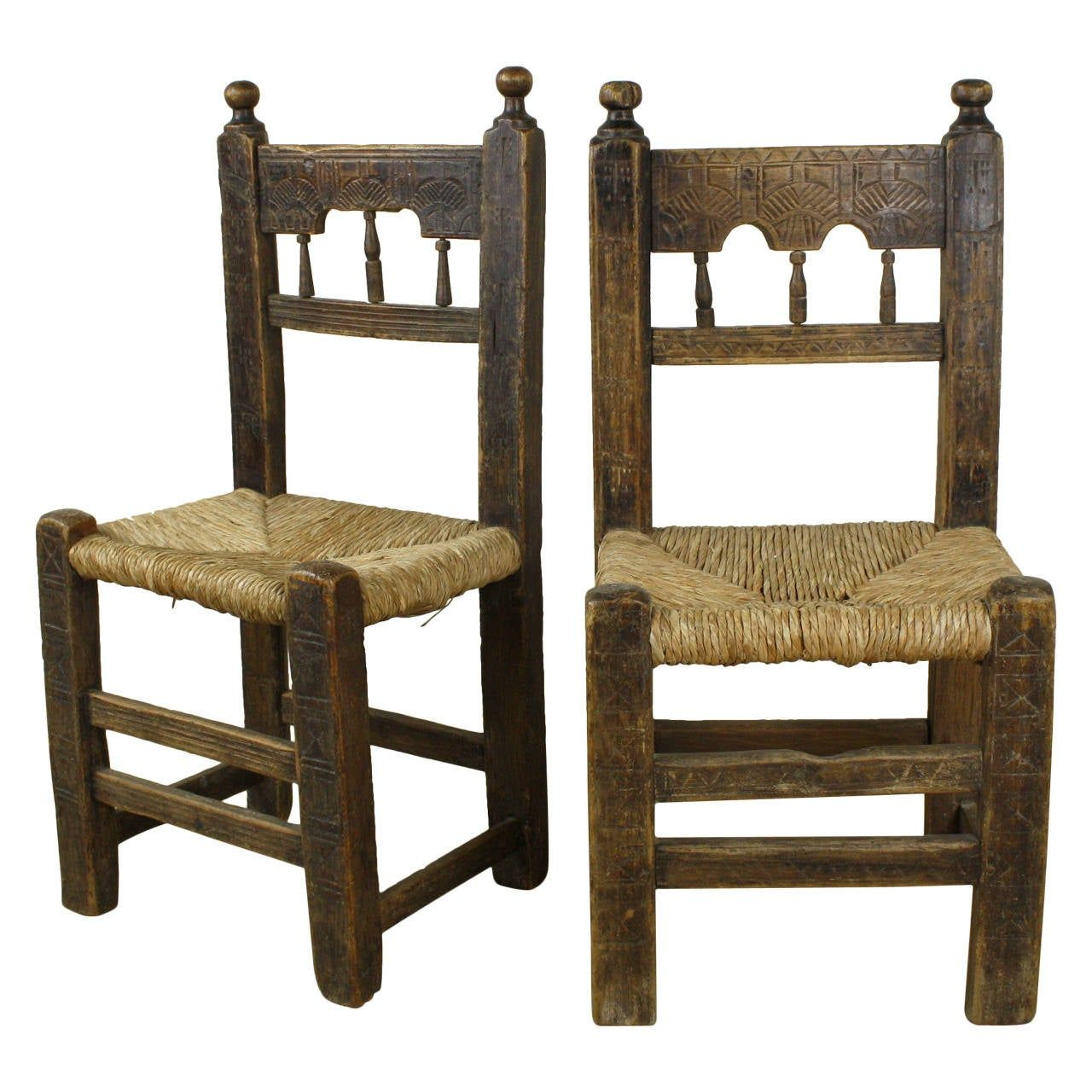 Pin On 17th Century Spanish Chairs
