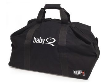 The Weber Baby Q Duffle Bag Makes Storing Or Carrying Your Baby Q Easy Whether For Camping Caravanning Travelling Or Packing Away Your Baby Q Baby Q