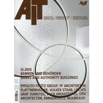 Innenarchitektur Magazin banken und behörden einrichten mit dem magazin a i t 12 2013 die