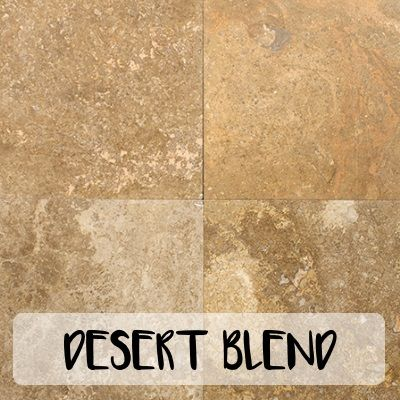 Desert Blend Travertine Filled X Honed WAREHOUSE - Clearance floor tiles for sale