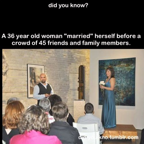 Marrying Yourself What  Married Woman, Old Women, Married-2628