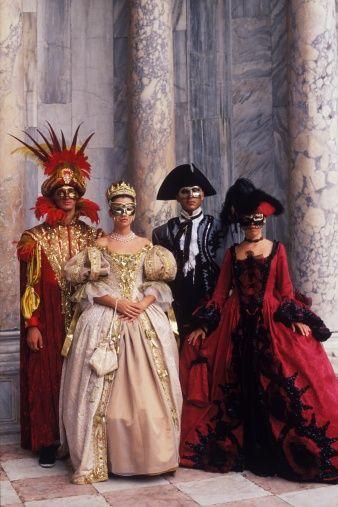 Traditional Masquerade Ball Dresses