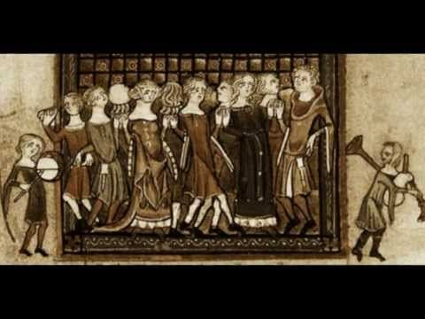 Medieval Music Saltarello Trotto Ii Youtube Medieval Music Medieval Art Early Music