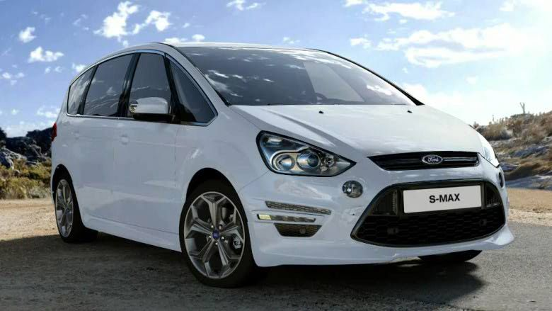 Ford S Max 7 Seater Auto