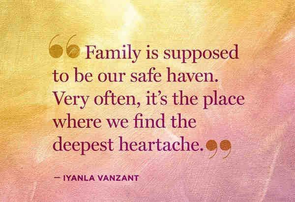 54 Short and Inspirational Family Quotes with Images | Truths ...
