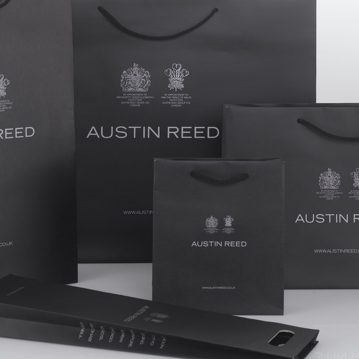 Austin Reed Luxury Packaging Fashion Packaging Austin Reed