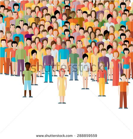 stock-vector-flat-illustration-of-male-community-with-a-crowd-of-guys-and-men-288859559.jpg (450×470)
