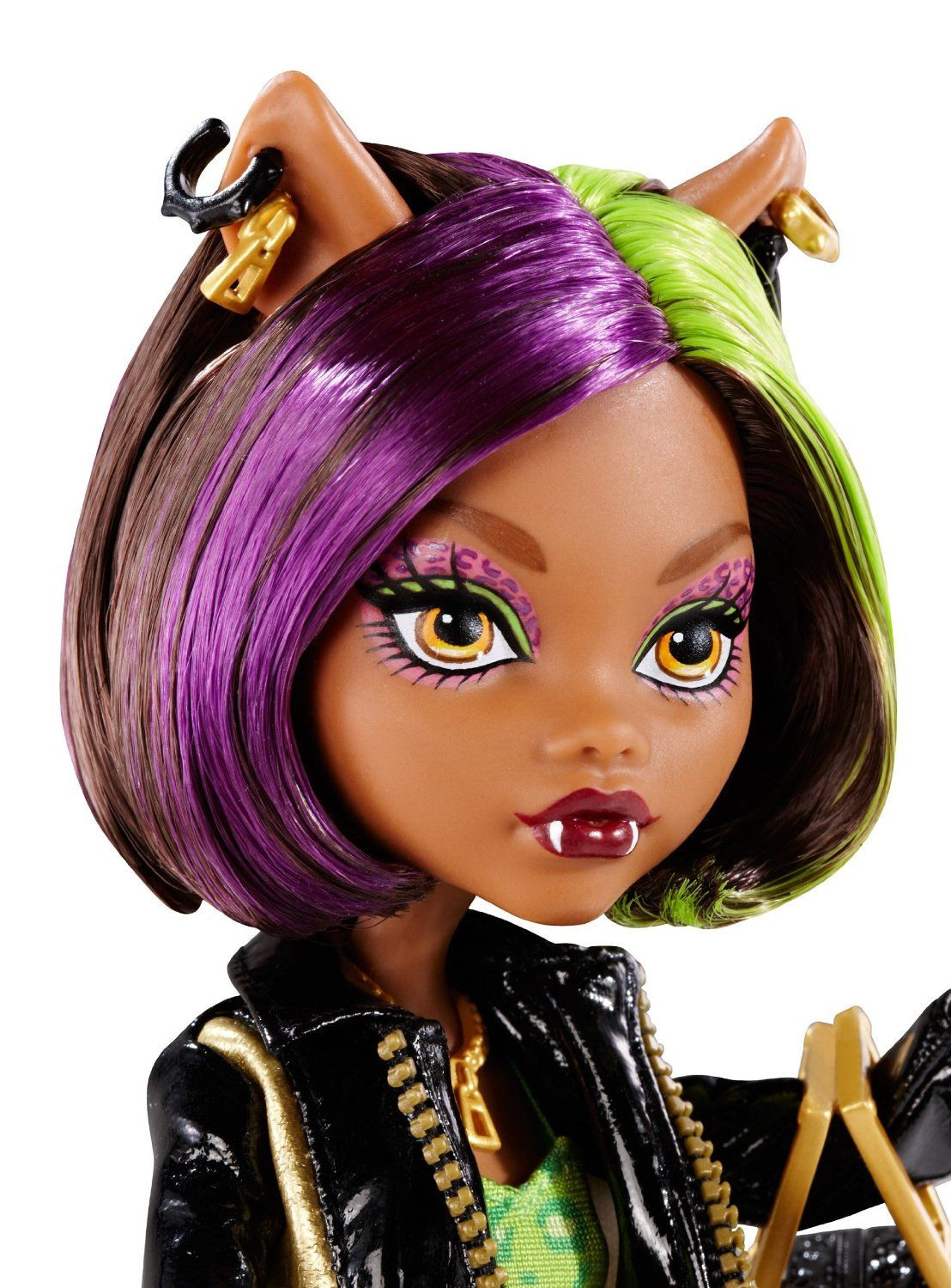 Amazon Com Monster High New Scaremester Clawdeen Wolf Fashion Doll Toys Games Monster High Monster High Toys Monster High Dolls