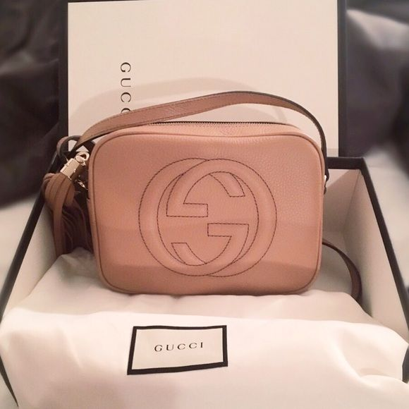 ac340898315 Gucci soho crossbody New condition! Comes with box dust bag receipt ! From  Bloomingdales bought maybe 2 weeks ago but past my return time  ( paid over  1k.