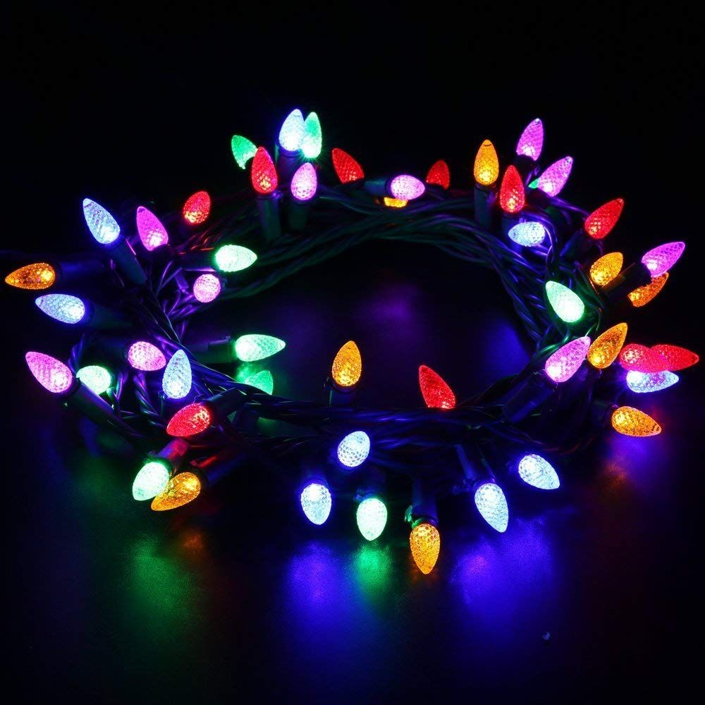 8 Mode Novelty Strawberry Fairy String Lights for Bedroom,7.5 ft 20 ...