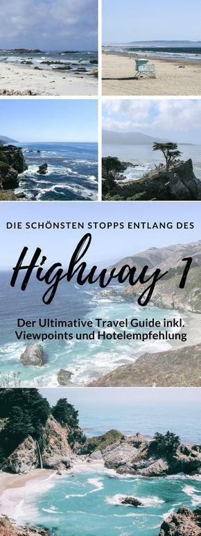 Highway 1 - Die schönste Küstenstraße der Welt #traveldestinations