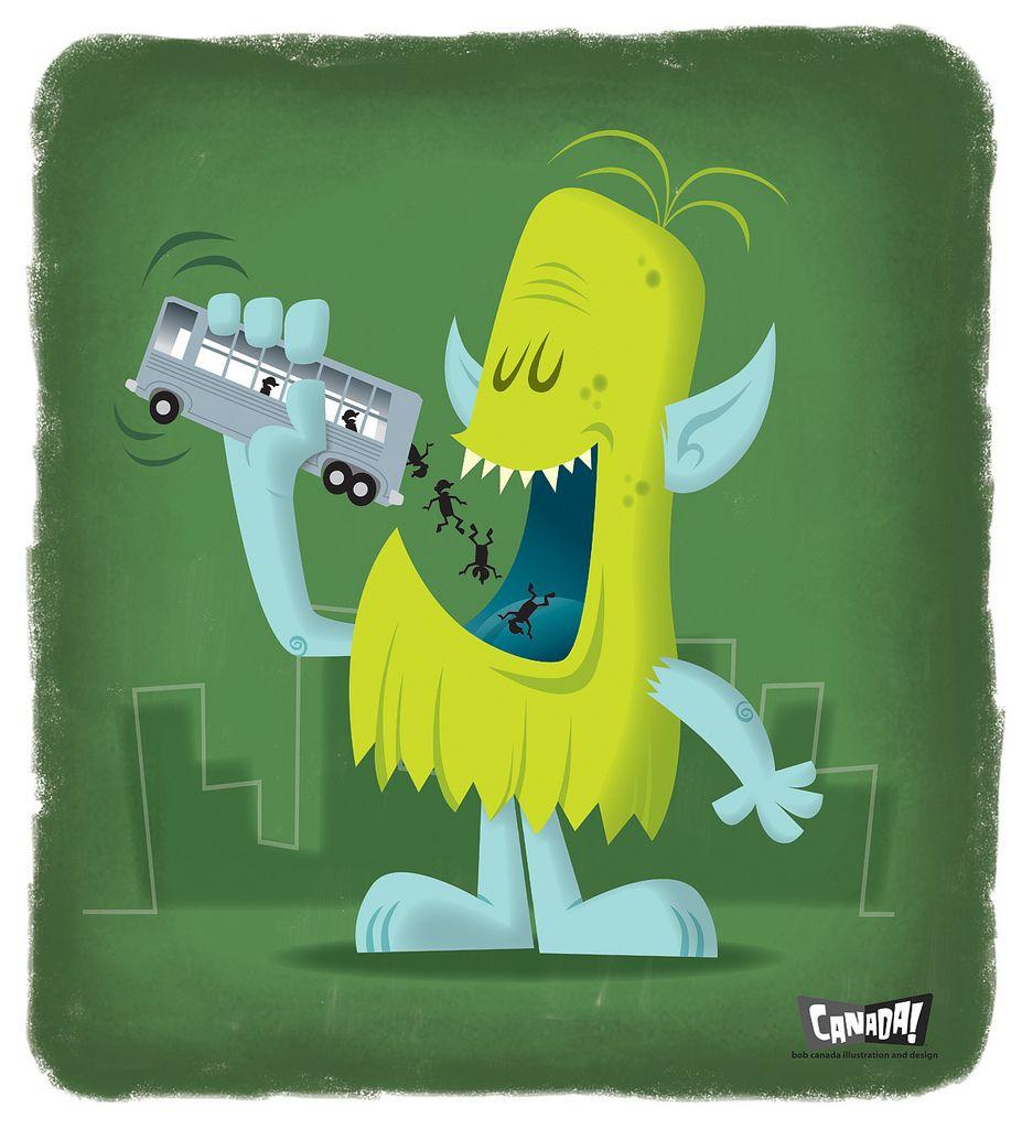 Monster Snack!