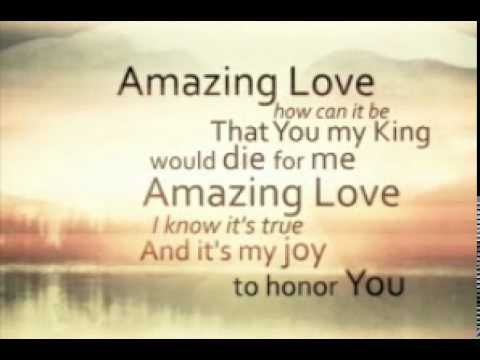 You Are My King Amazing Love Candi Pearson With Lyrics