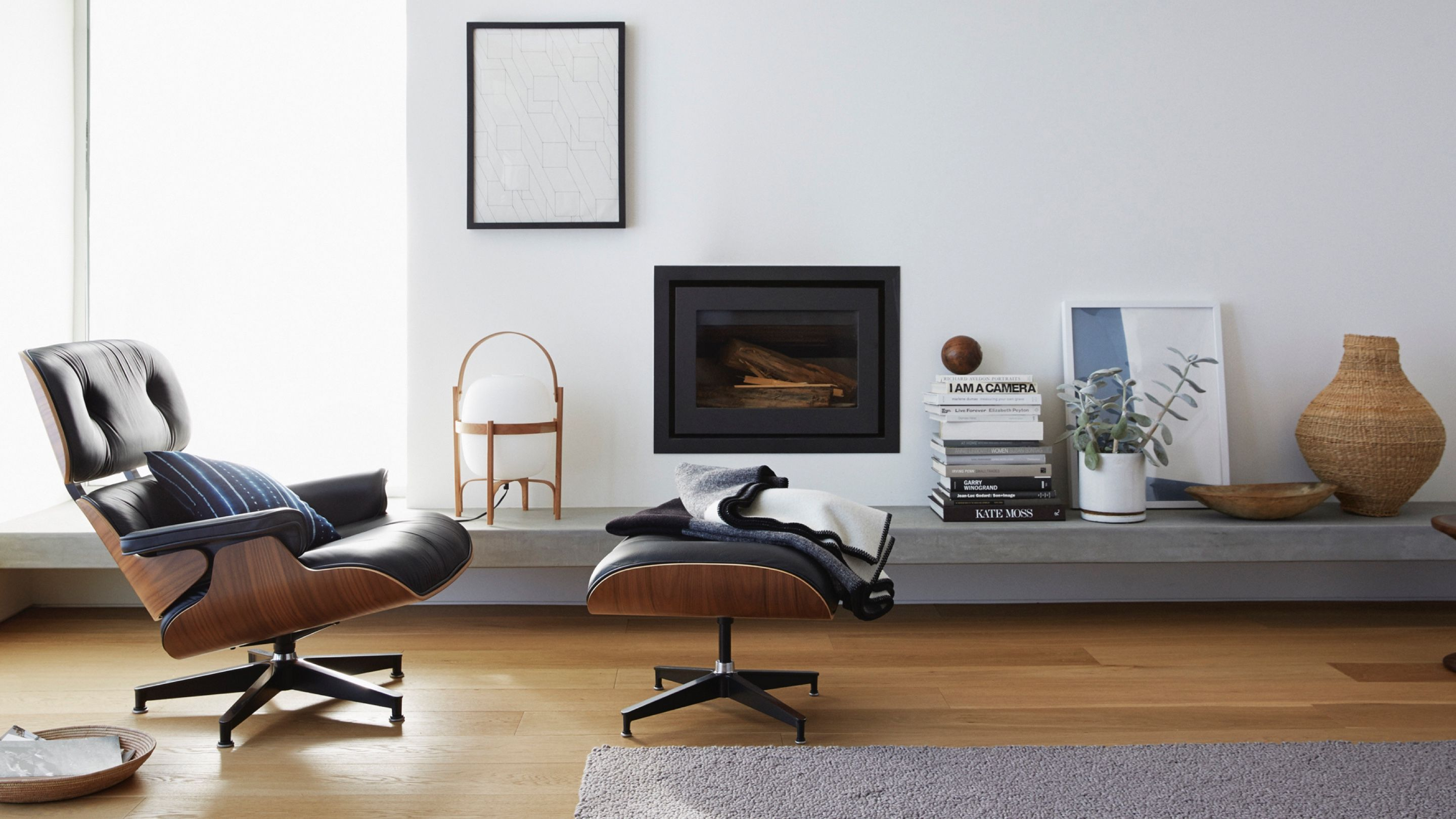 Strange Eames Lounge Chair And Ottoman Blogging About Chair Pabps2019 Chair Design Images Pabps2019Com