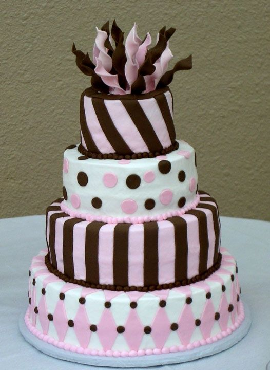 this is so cute and great for first birthday and  baby girl baby showers