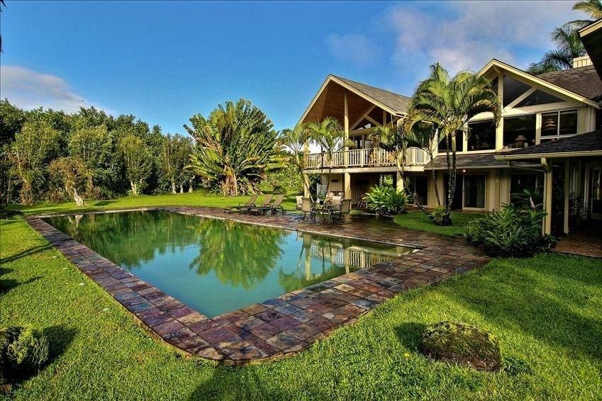 house vacation rental in hanalei