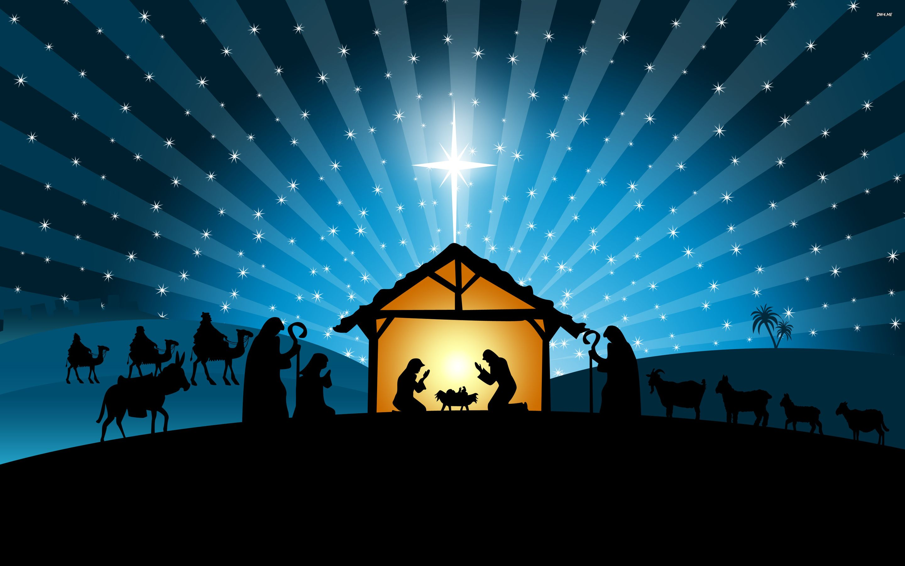 Christmas Nativity Scene Wallpaper - WallpaperSafari | Merry christmas  wallpaper, Christmas nativity scene, Christmas wallpaper