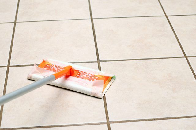 How To Clean Ceramic Tile Floors With Vinegar Cleaning