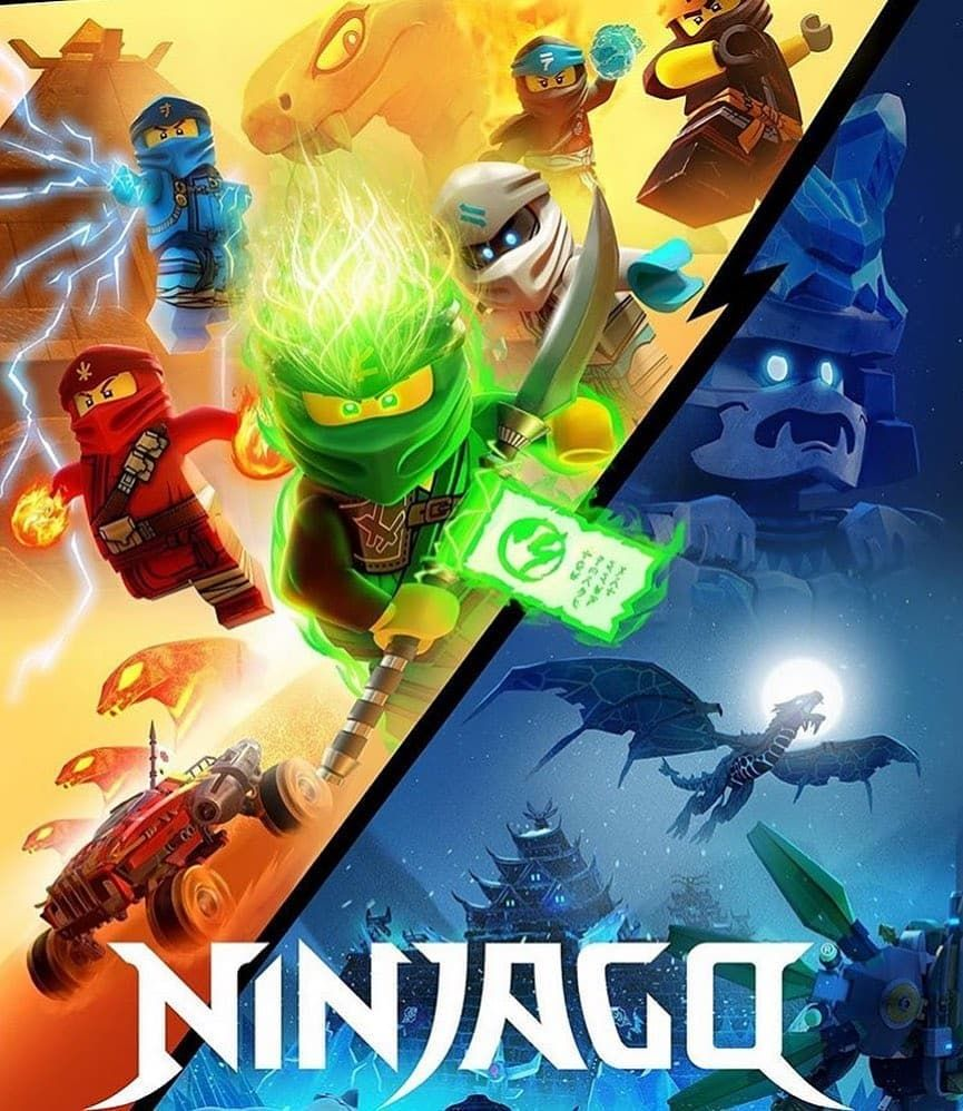 انطباعي عن الفصل النار من أفضل المواسم اللتي مرت بنيجاغو اسيفر شريره جميله بالنسبه لي أعجبني كيف اظهارو خطأ Lego Ninjago Lloyd Lego Ninjago Movie Ninjago Memes