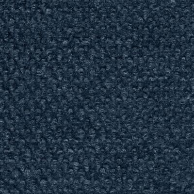 Carpet Squares // TrafficMASTER Caserta Ocean Blue Hobnail 18 In. X 18 In.  Indoor/Outdoor Carpet Tile   The Home Depot