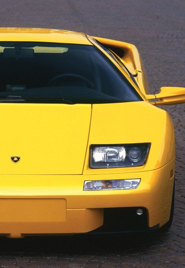 Lamborghini Diablo Front View By Porqueyosoyfederic Deviantart Com