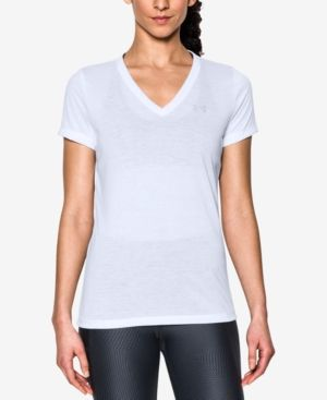 801497ac856 Under Armour Threadborne Training Top - White XXL