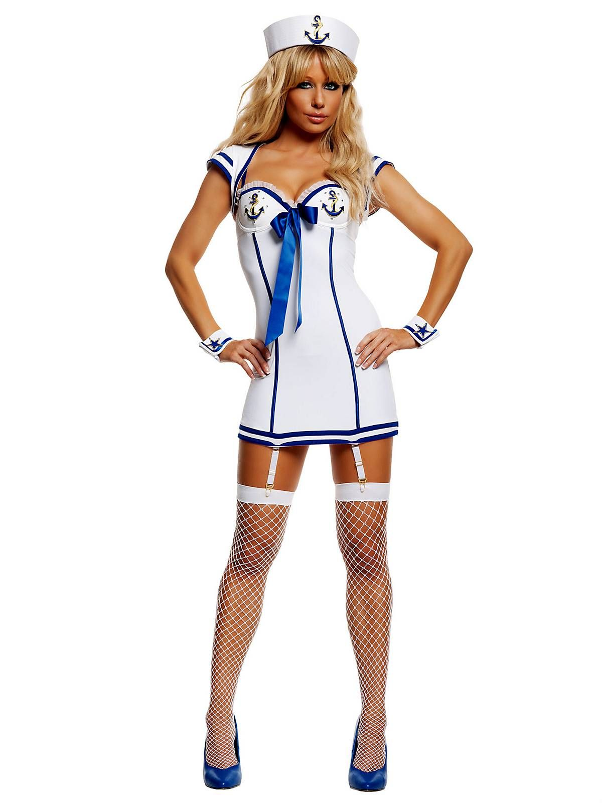 Sexy Sultry Sailor Costume  2e6ac48d8dfb