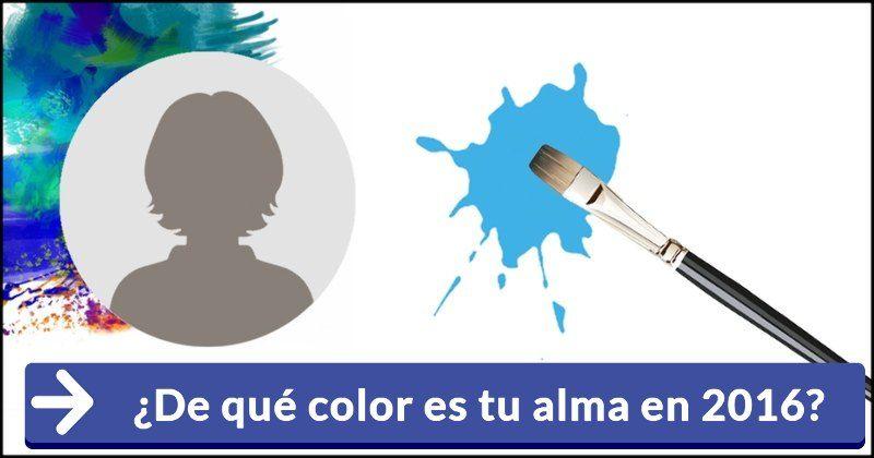 Los colores influyen en nuestras vidas y nuestro humor. ¿Pero qué color tendrá tu alma en este nuevo año? ¡Haz clic aquí!