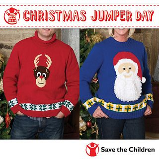 b3b1e8105d3 Ugly Christmas sweater knit patterns ravelry